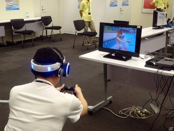 Игру про девушек в бикини перенесли в виртуальную реальность