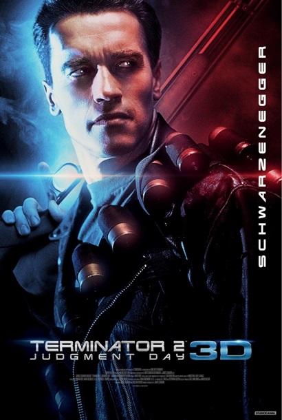 В 3D. Культовый Терминатор-2 снова покажут в кинотеатрах