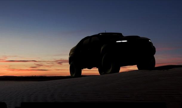 Chevrolet выпустит водородный пикап