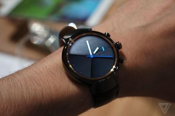 Asus представила смарт-часы ZenWatch 3