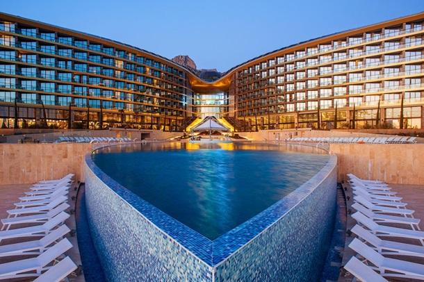 Крымский курорт признали лучшим в Европе