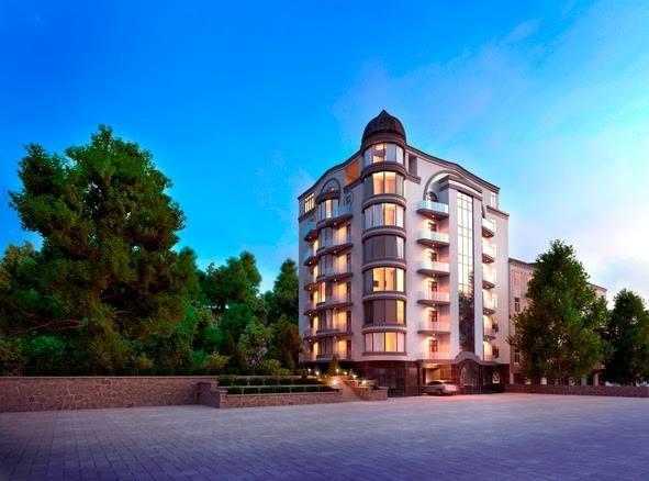Лещенко купил огромную квартиру вцентре украинской столицы