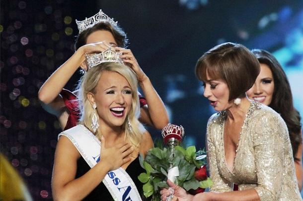 «Мисс Америка-2017»: конкурс выиграла Савви Шилдс изАрканзаса