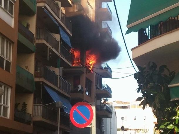ВИспании произошел взрыв вмногоэтажке, необошлось без жертв