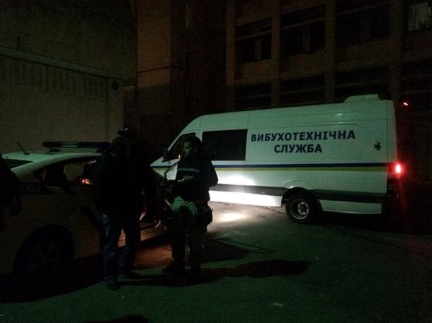 ВКиеве у предпринимателя вооруженные преступники отобрали млн грн