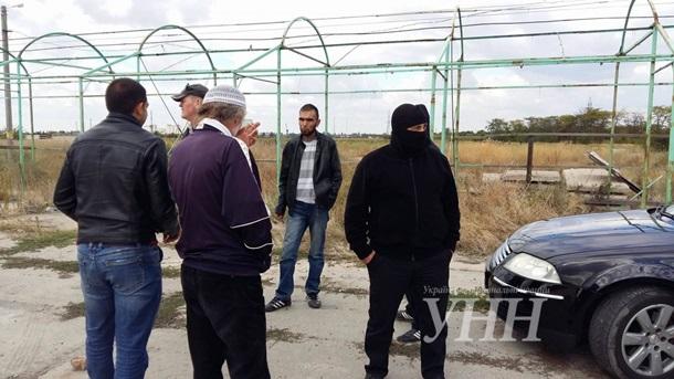 Украина возобновила работу пункта пропуска награнице сКрымом— ФСБ