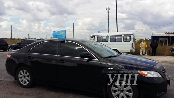 Чубаров— русским пограничникам вКрыму: Оккупанты, пакуйте чемоданы!
