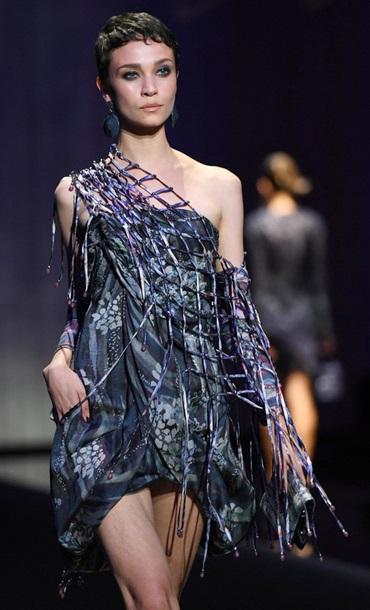 Показаны главные тренды Недели моды в Милане