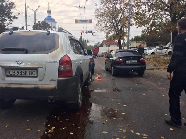 Руководитель Черниговского облсовета угодил вДТП, а после этого - внаркодиспансер