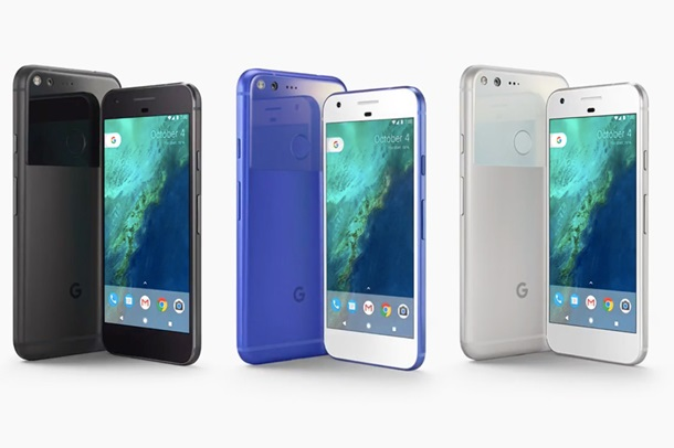 Pixel - Новое поколение смартфонов от Google
