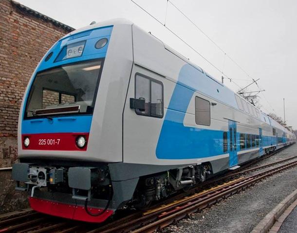 Двоповерхова «Skoda» курсуватиме маршрутом Київ-Вінниця-Тернопіль-Львів