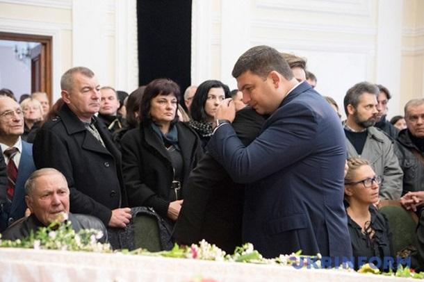 У Києві попрощалися з Оксаною Батько-Нищук (ФОТО 18+) - фото 11