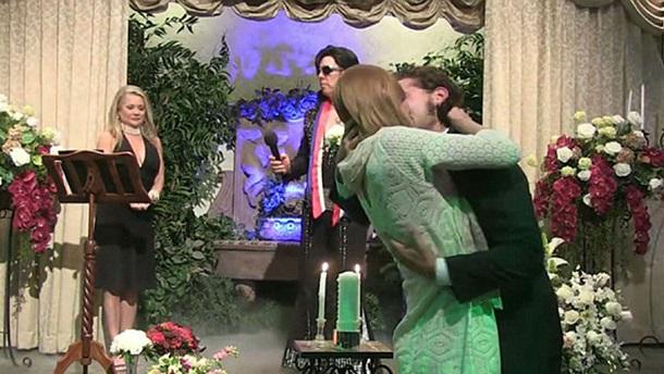 Шайя ЛаБаф женился вЛас-Вегасе