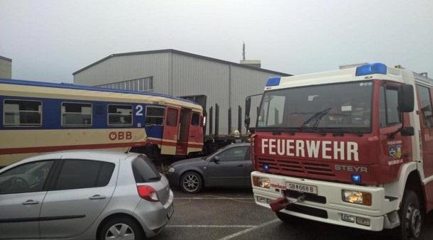 16 человек пострадали вжелезнодорожной катастрофе вАвстрии