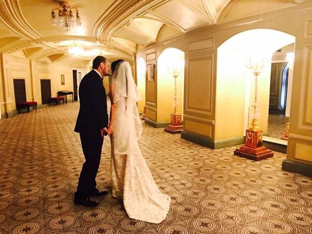 Мосийчук женился на женщине, ради которой похудел