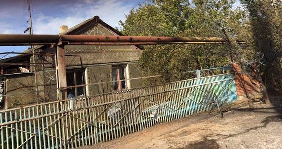 Разрушены жилые дома, случился пожар— Боевики обстреляли Талаковку