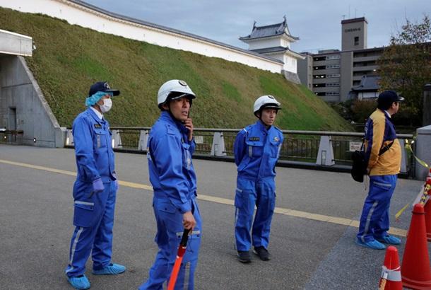 Взрывы в Японии устроил пенсионер-смертник