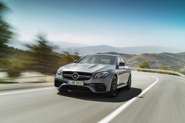 Mercedes рассекретил найсиловіше авто бизнес-класса