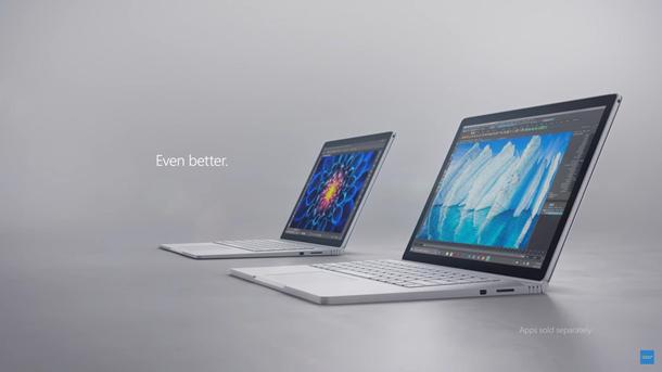 Microsoft представила новые комп компьютеры Surface