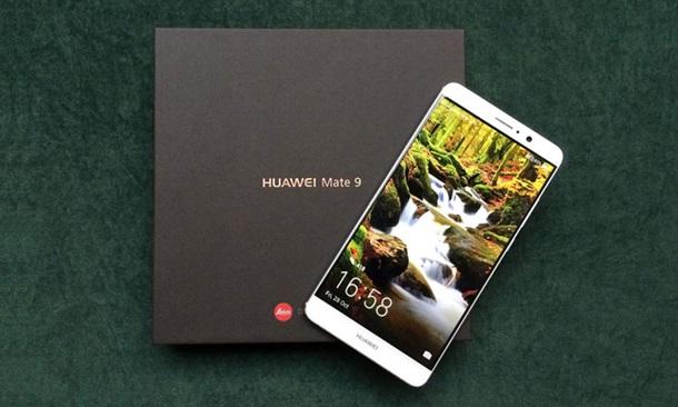 Huawei Mate 9— очередной «засвет» накачественных фото