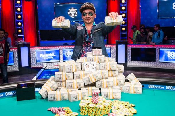 В стлице игорной индустрии определился новый чемпион мира по покеру