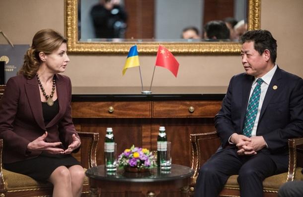 КНР выделил Украине 200 тысяч долларов наразвитие инклюзивного образования