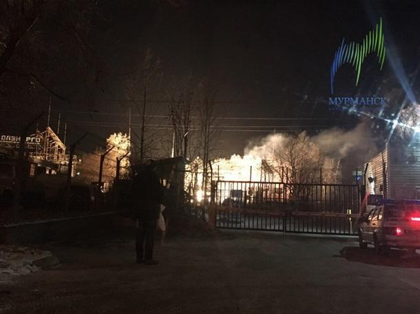 МЧС прокомментировало ситуацию намурманской ТЭЦ после взрыва