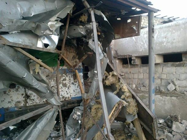 ВДонецкой области в итоге артобстрела боевиков умер местный гражданин