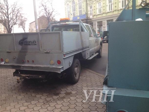 Сэкономили на утилизации: США передали Украине списанные военные пикапы