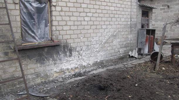 Зубко предложил переселить граждан Марьинки иКрасногоровки