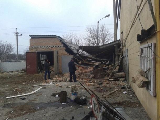 Взрыв наКиевщине: есть жертвы