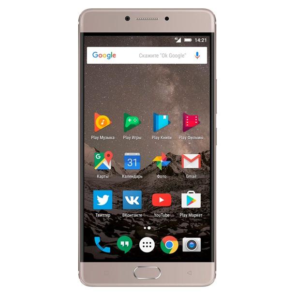 Highscreen выпустил новый смартфон Power Five Max
