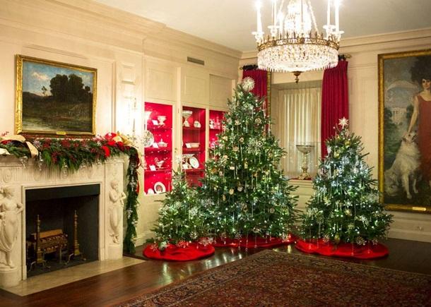 Новогодняя резиденция президента