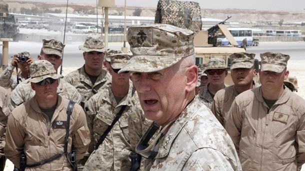 Трамп официально представил нового руководителя Пентагона— «Бешеный пес» Мэттис
