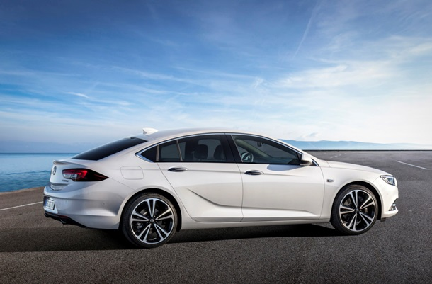 Opel представил новый Insignia