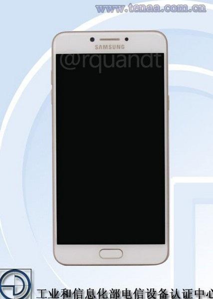 В сеть утекли фотографии Samsung Galaxy C7 Pro