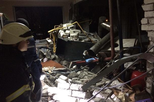 ВДнепре вадминздании завода произошел взрыв