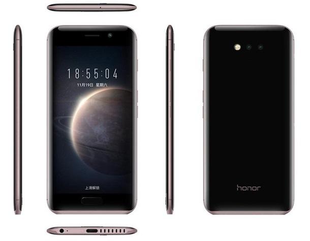 Смартфон Honor Magic представили офіційно