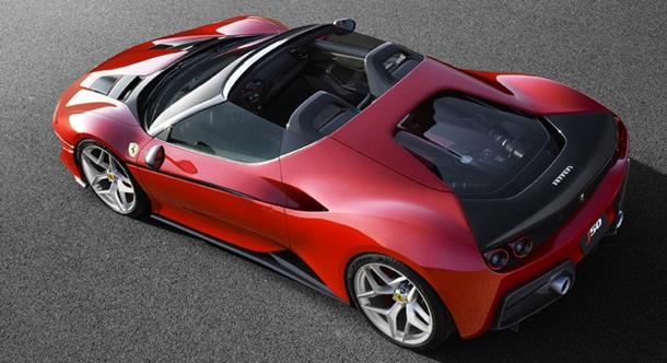 Ferrari представив ексклюзивний суперкар за $2,7 мільйона