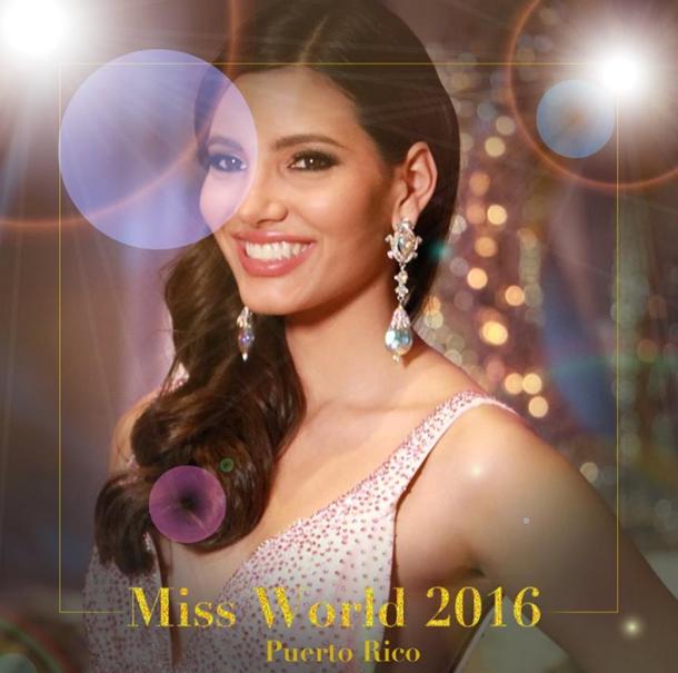 Наконкурсе «Мисс мира-2016» одолела 19-летняя красавица изПуэрто-Рико