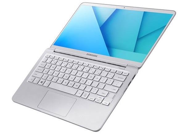 Samsung представила найлегший ноутбук