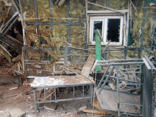 Размещены фото обстрелянной церкви вДебальцево— Обострение наДонбассе