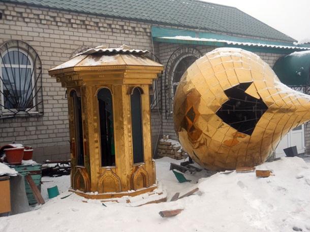 ВДебальцево разрушен храм, воскресная школа идетсад— Очередное правонарушение ВСУ