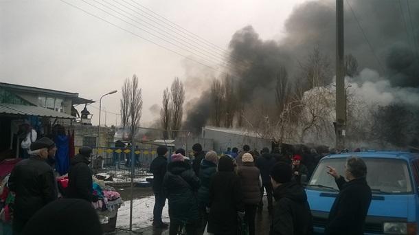Милиция вызвала надопрос директора рынка у«Лесной»