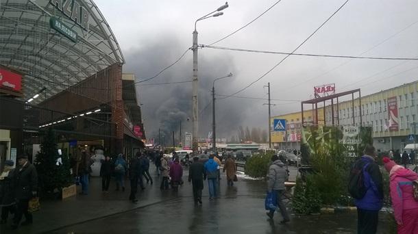 Движение метро вКиеве возобновлено