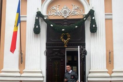 З резиденції президента Молдови зняли прапор ЄС