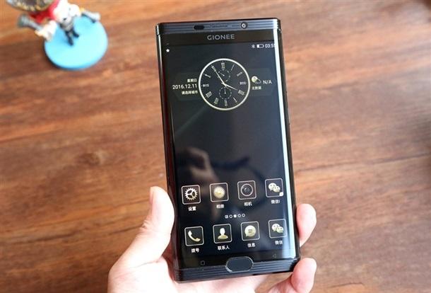 Анонсирован Gionee M2017 смощным аккумулятором иизогнутым экраном