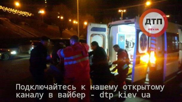 ВКиеве тяжело ранены изогнестрельного оружия мужчина иженщина (обновленная)