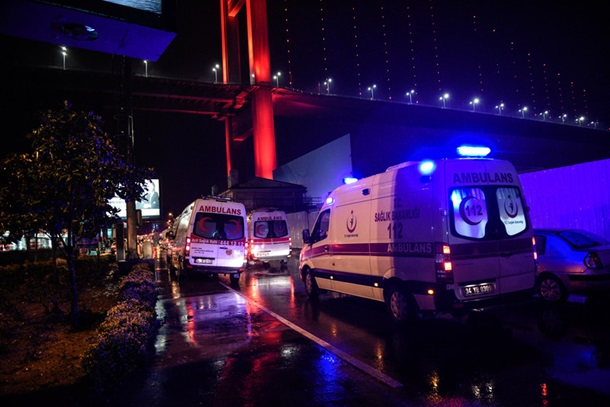 Среди погибших втеракте вночном клубе вСтамбуле