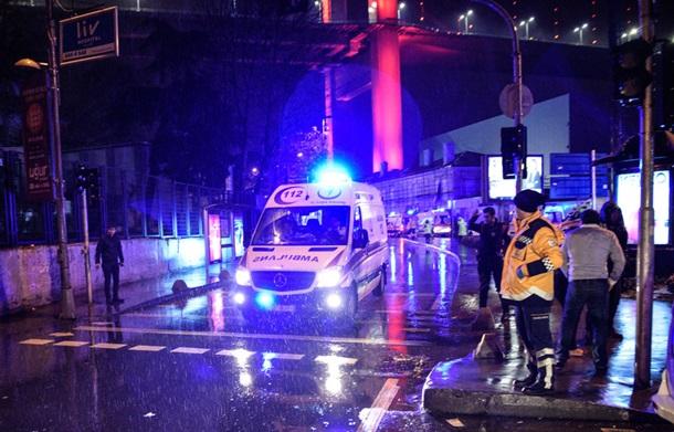 Названа официальная версия нападения наночной клуб вСтамбуле
